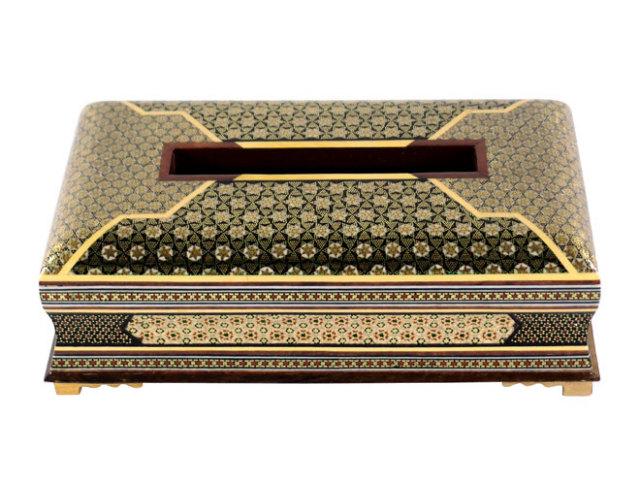 カタム Tissue Box 約26×9×15cm kt026009003