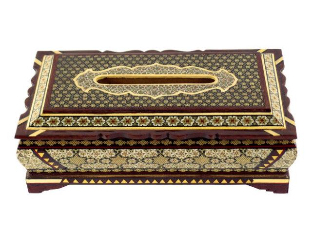 カタム Tissue Box 約27×9×16cm kt027009001