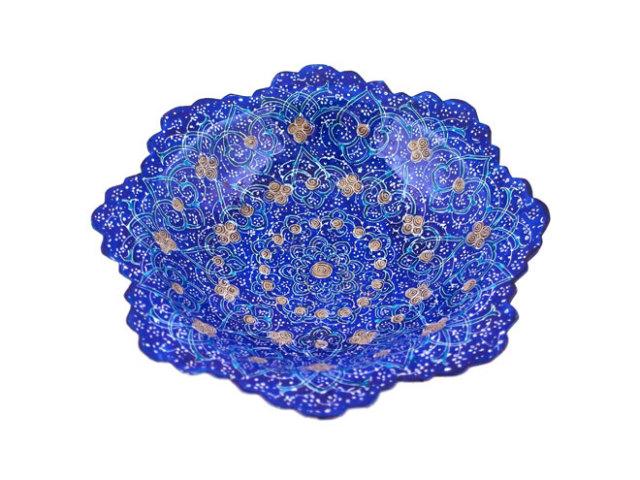 ミナ Plate 直径 約15cm mp015015001