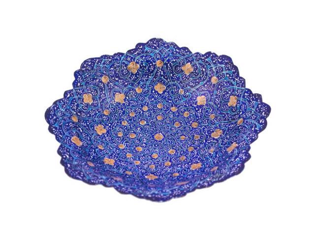 ミナ Plate 直径 約15cm mp015015002