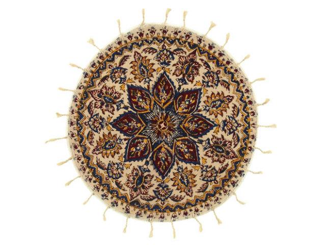 サラサ 直径 約35cm ベージュ sa034035003