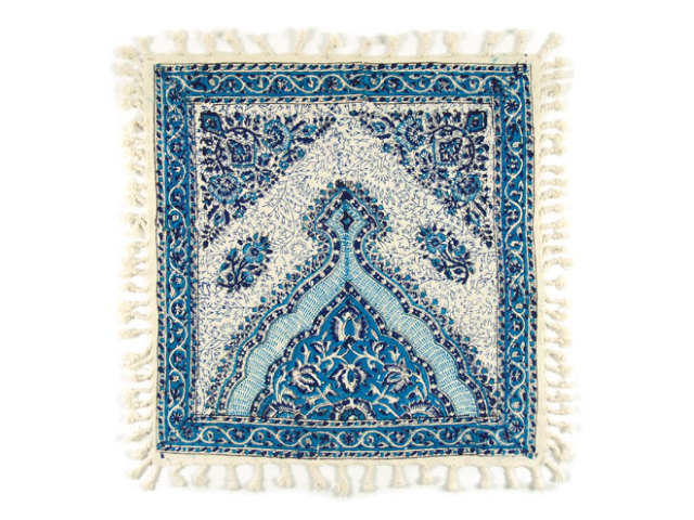 サラサ 約46×47cm ブルー sa046047001