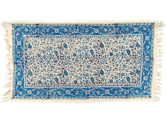 サラサ 約78×44cm ブルー sa078044002