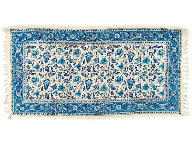 サラサ 約84×44cm ブルー sa084044001