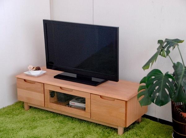 TVボード テレビ台 テレビボード 北欧スタイル 幅120cm ナチュラル
