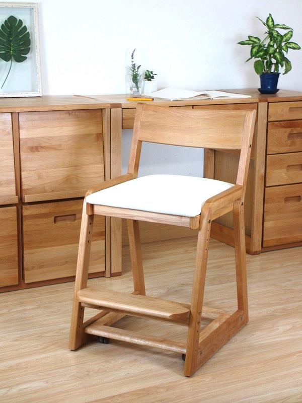 北欧家具 チェア 椅子 イス 天然木アルダー無垢材