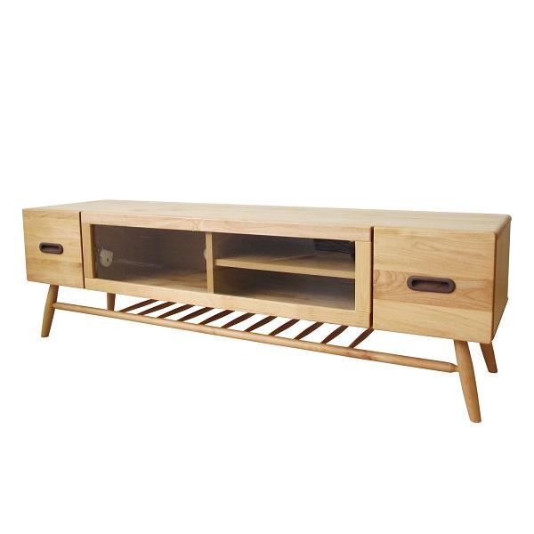 北欧家具 テレビ台 天然木 幅 150サイズ