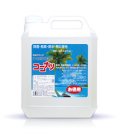 多目的洗剤 ココナツ (4リットル) 4個セット