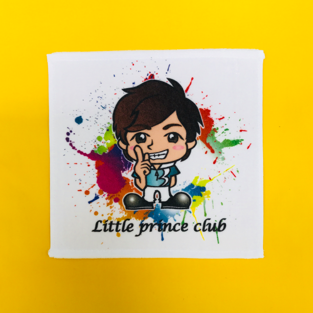 Little prince clubミニタオル01