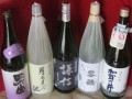 五醸の会、純米吟醸セット
