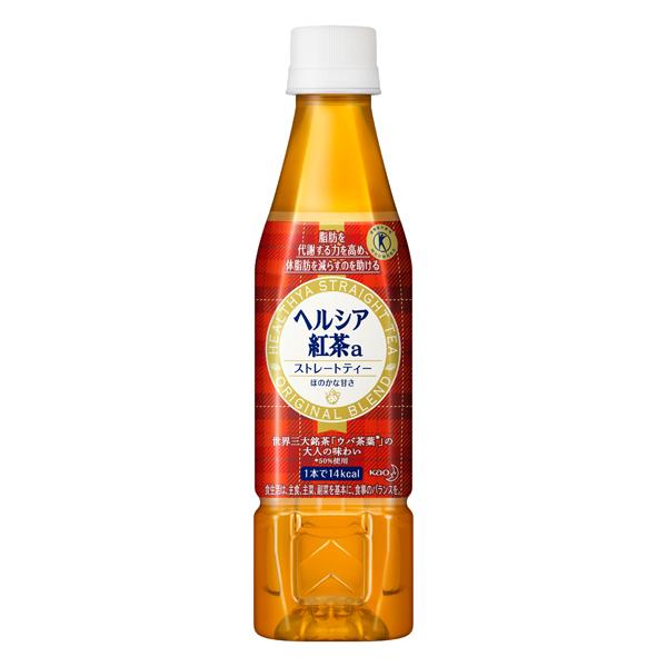送料無料 花王 ヘルシア紅茶(特保) PET350ml(1ケース24本)KO