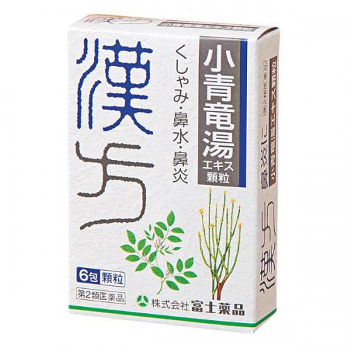 【第2類医薬品】 小青竜湯エキス顆粒「トーア」 (6包)