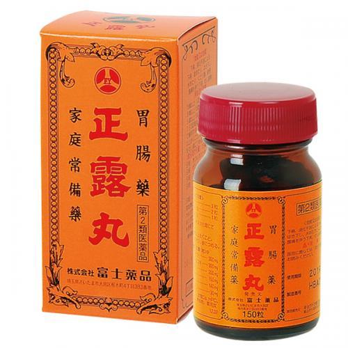 【第2類医薬品】 正露丸 (150粒)