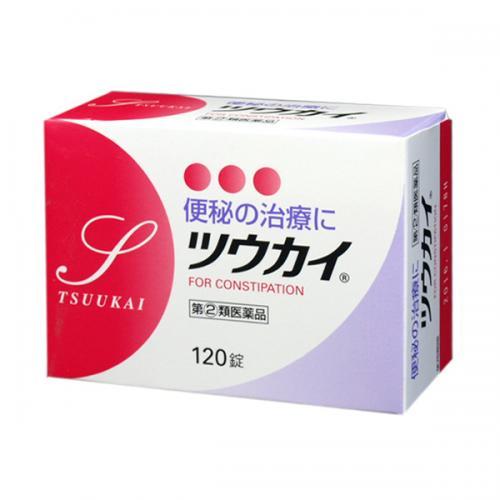 【指定第2類医薬品】 ツウカイ (120錠)