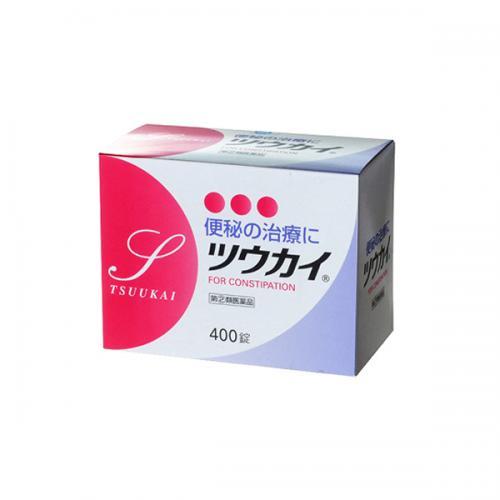 【指定第2類医薬品】 ツウカイ (400錠)