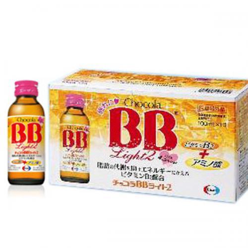 【指定医薬部外品】チョコラBBライト2 (100mL×10瓶)