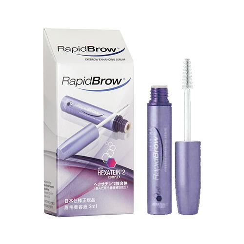 眉毛美容液 ラピッドブロウ 3ml [Rapid Brow]