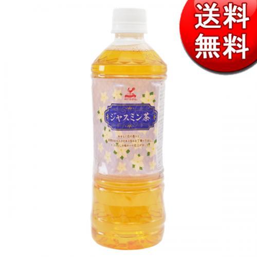 【送料無料】神戸居留地 ジャスミン茶 24本×1ケース(富永貿易)≪1本500ml≫KK