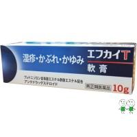 ★【指定第2類医薬品】 エフカイT 軟膏 (10g)