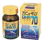 送料無料 【DHA含有量70%】フジニューマリンDHA70 120粒入り(富士薬品)