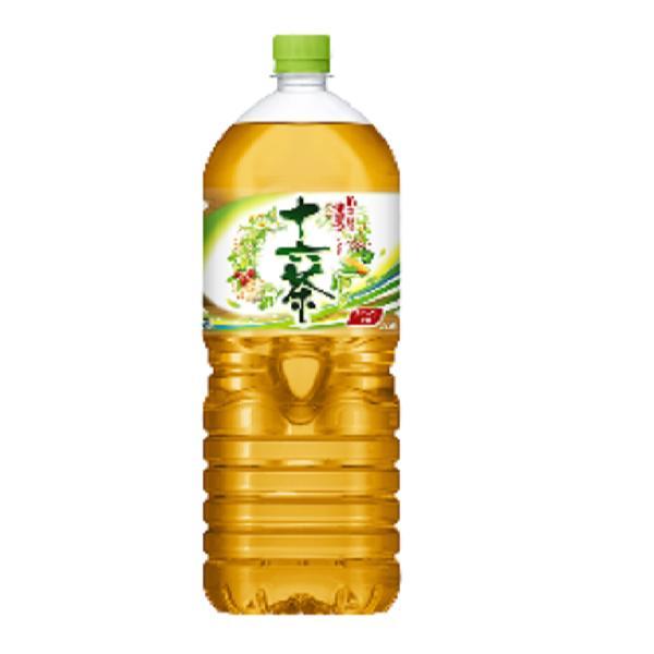 アサヒ 十六茶 PET2L  6本入り×1ケース (KT)