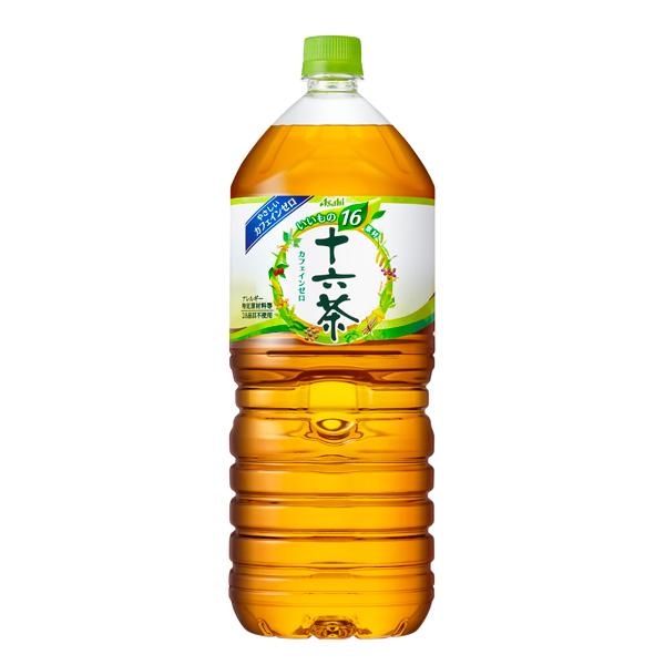 アサヒ 十六茶 2L×6本入り (1ケース) (KT)