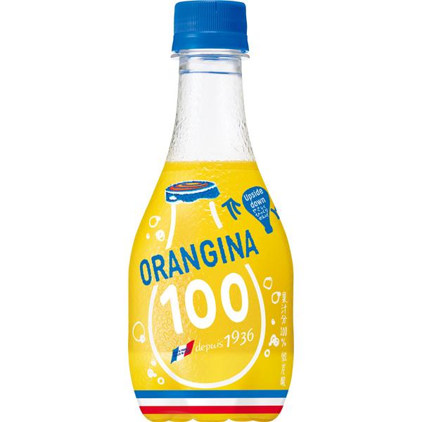 サントリー オランジーナ100 300ml×24個入り (1ケース) (KT)
