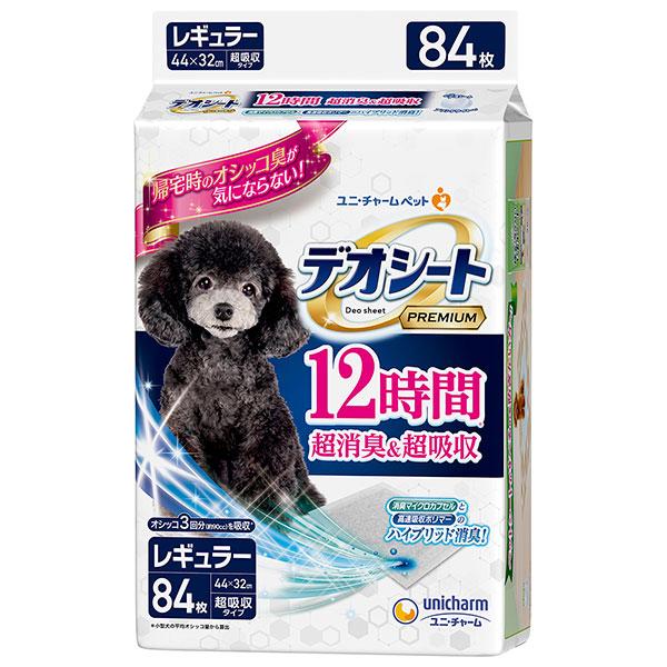 デオシート プレミアム レギュラー 84枚×4個入り (1ケース)(JP)