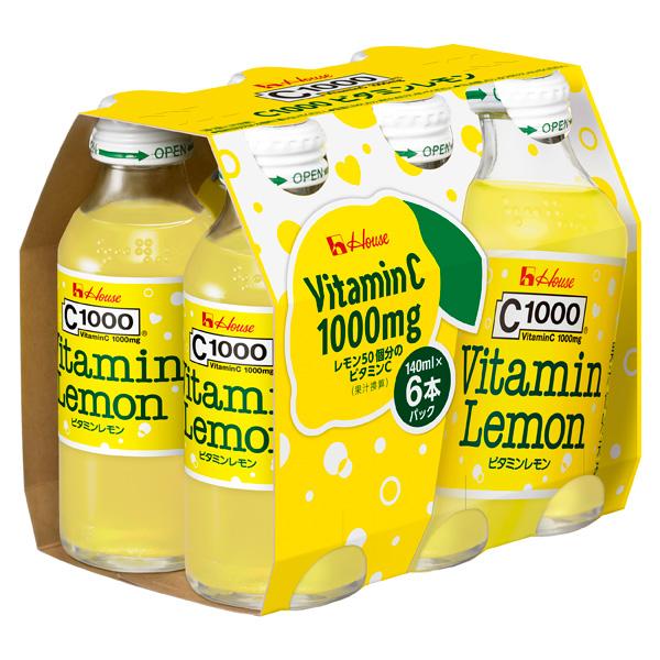 C1000ビタミンレモン 140ml×6本×5セット