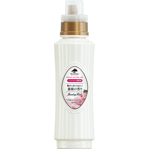 マイランドリー 薔薇の香り 500ml
