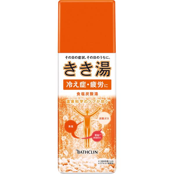 きき湯 食塩炭酸湯 360g (医薬部外品)