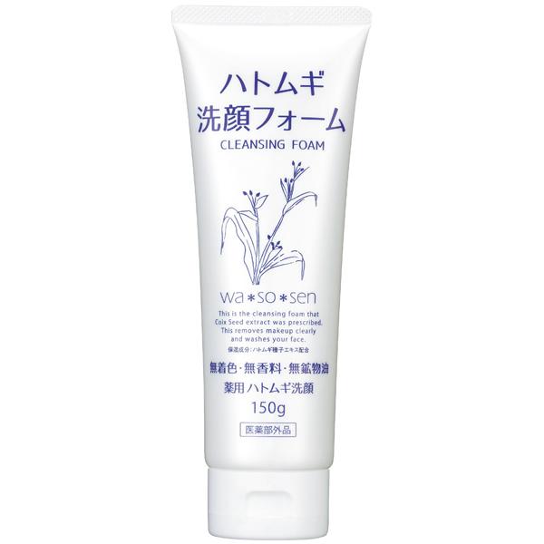 薬用ハトムギ洗顔フォーム 150g