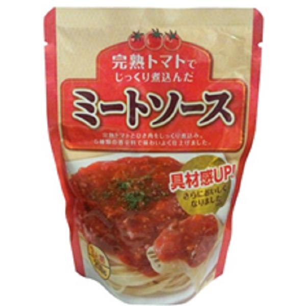 ひかり食彩 パスタソース[ミートソース] 250g 12個入り×1ケース KK