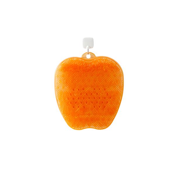 フットブラシ オレンジ