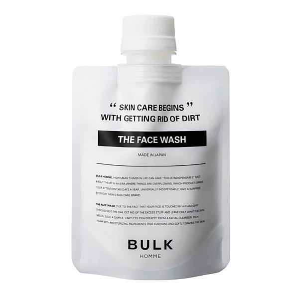 BULK HOMME(バルクオム) THE FACE WASH ザ フェイスウォッシュ(洗顔料)100g