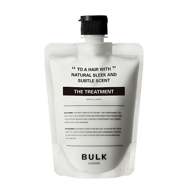 BULK HOMME(バルクオム) THE TREATMENT ザ トリートメント(ヘアトリートメント)180g