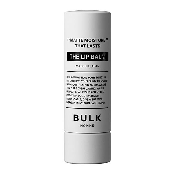 BULK HOMME(バルクオム) THE LIP BALM ザ リップバーム 5g