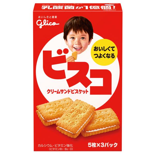 ビスコ  15枚×120箱入り (1ケース) (YB)