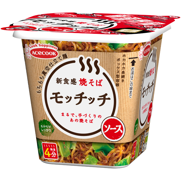 焼そばモッチッチ 99g×12個入り (1ケース) (MS)