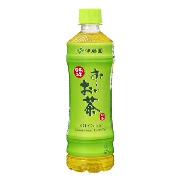 お~いお茶 緑茶 525ml×24本(1ケース)(伊藤園)
