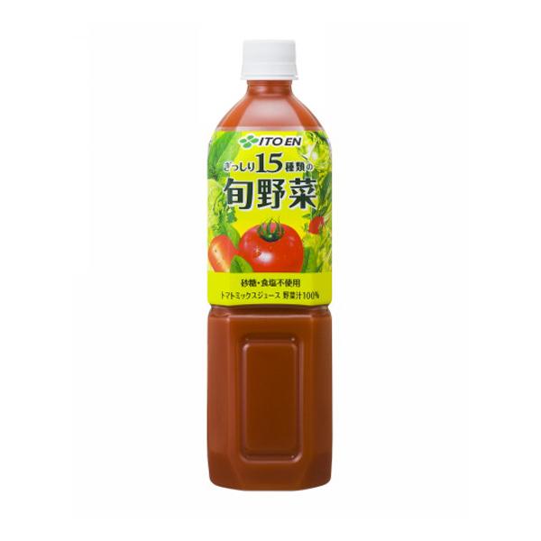 PET旬野菜900g(1ケース12本) (伊藤園)【クレジット決済のみ】