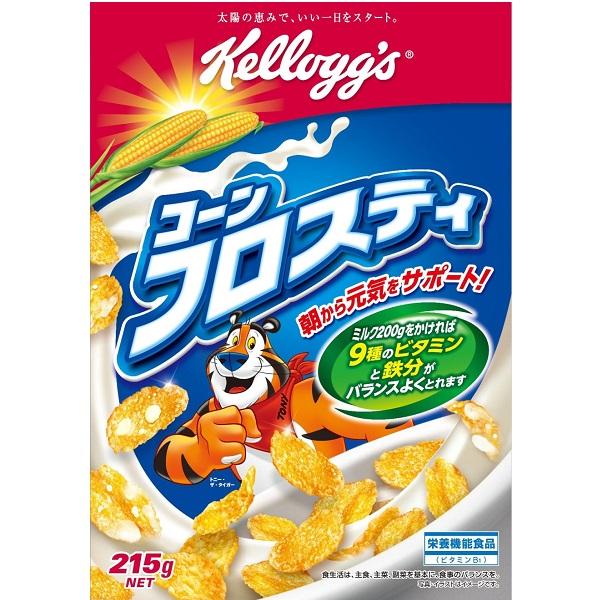 【栄養機能食品】ケロッグコーンフロスティ 215g 15個入り×1ケース【クレジット決済のみ】KK