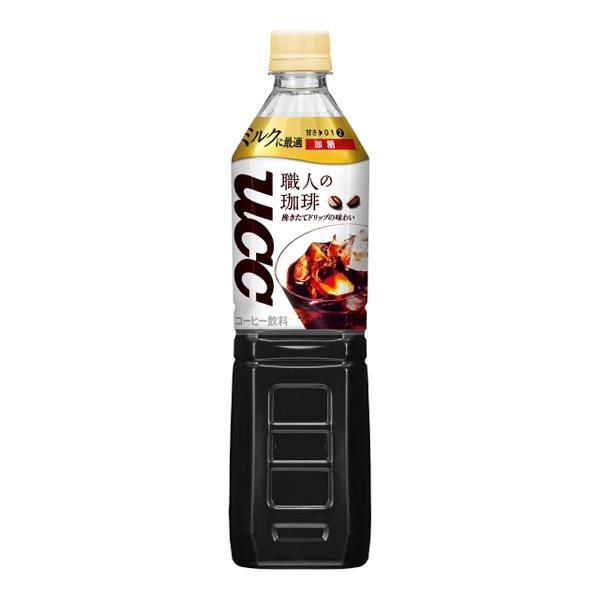 UCC 職人の珈琲 ミルクに最適 930ml×12本入り (1ケース) (KT)