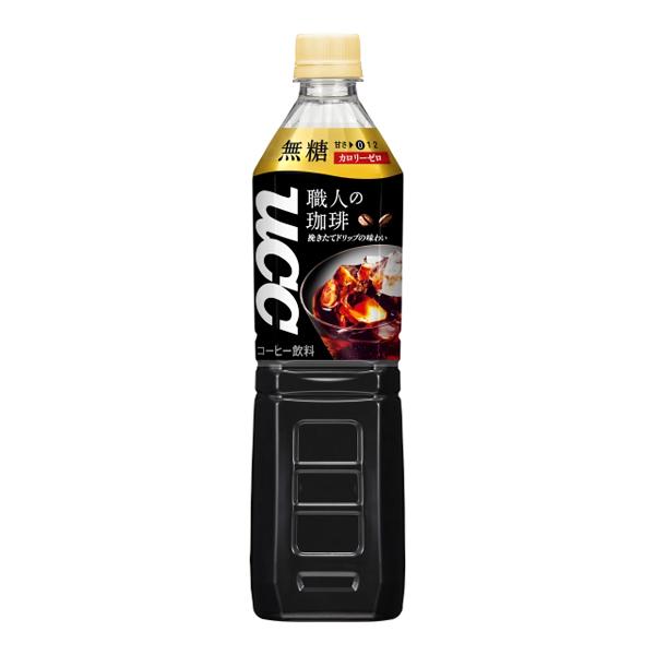 UCC 職人の珈琲 無糖 930ml×12本入り (1ケース) (KT)