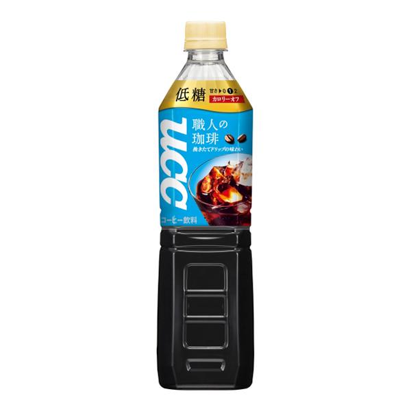 UCC 職人の珈琲 低糖 930ml×12本入り (1ケース) (KT)