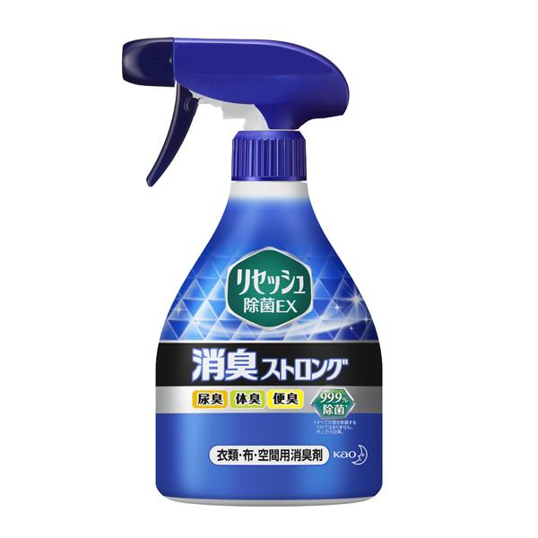 リセッシュ 除菌EX 消臭ストロング[本体]370ml KO 花王