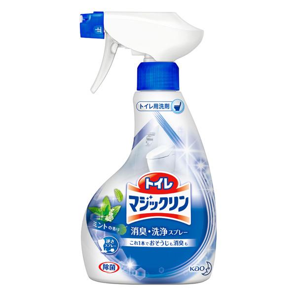 トイレマジックリン 消臭洗浄スプレー ミントの香り[本体]380ml KO 花王