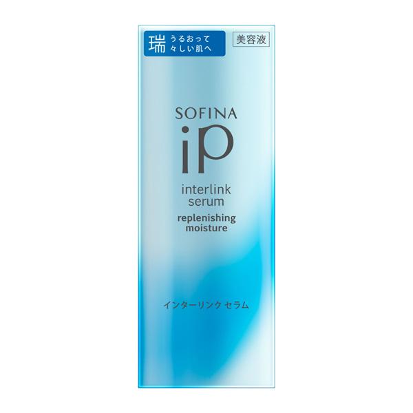 花王ソフィーナiP(SOFINA) インターリンクセラム うるおって瑞々しい肌へ 80g (KOS)