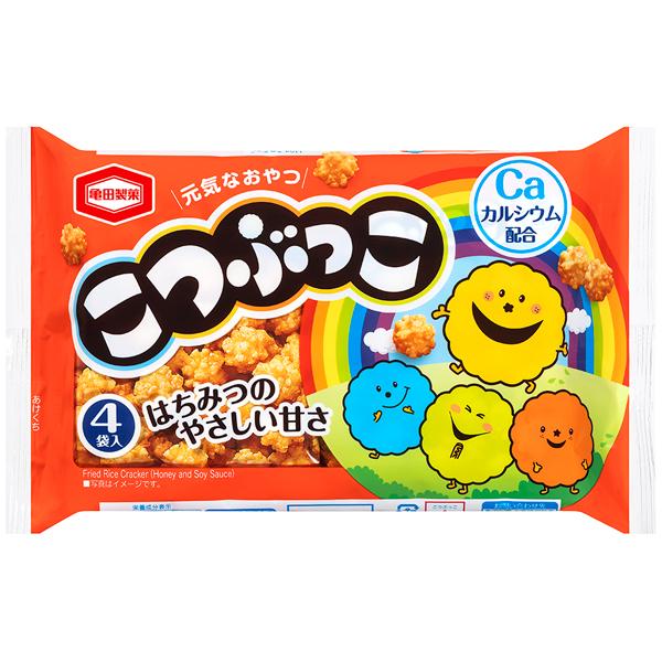 亀田製菓 こつぶっこ 110g×12個入り (1ケース) (YB)