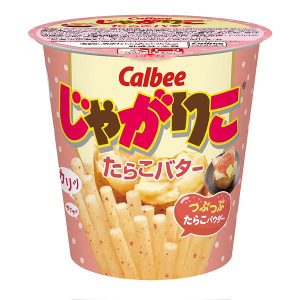 カルビー じゃがりこ たらこバター 12個入り(1ケース)(YB)